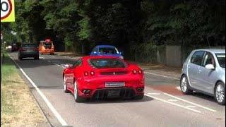 Top Cars:  Ferrari F430 Great Sound!