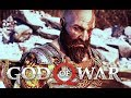 GOD OF WAR All Cutscenes (PS4 PRO) Game Movie [2018]