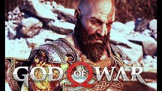 GOD OF WAR All Cuts¢enes (PS4 PRO) Gąme Moטie [2018]