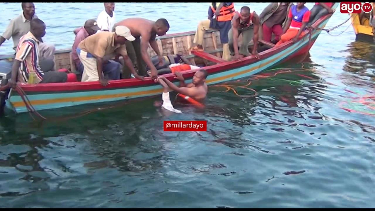 INASIKITISHA: Miili 44 ya waliofariki katika Kivuko inavyotolewa majini