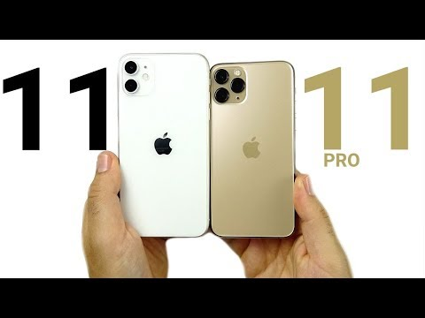 Should You Buy iPhone 11 or iPhone 11 Pro?