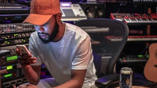 Studio Life: Chaz French hits the studio with DJ Toomp, Justice League, Childish Major and more.