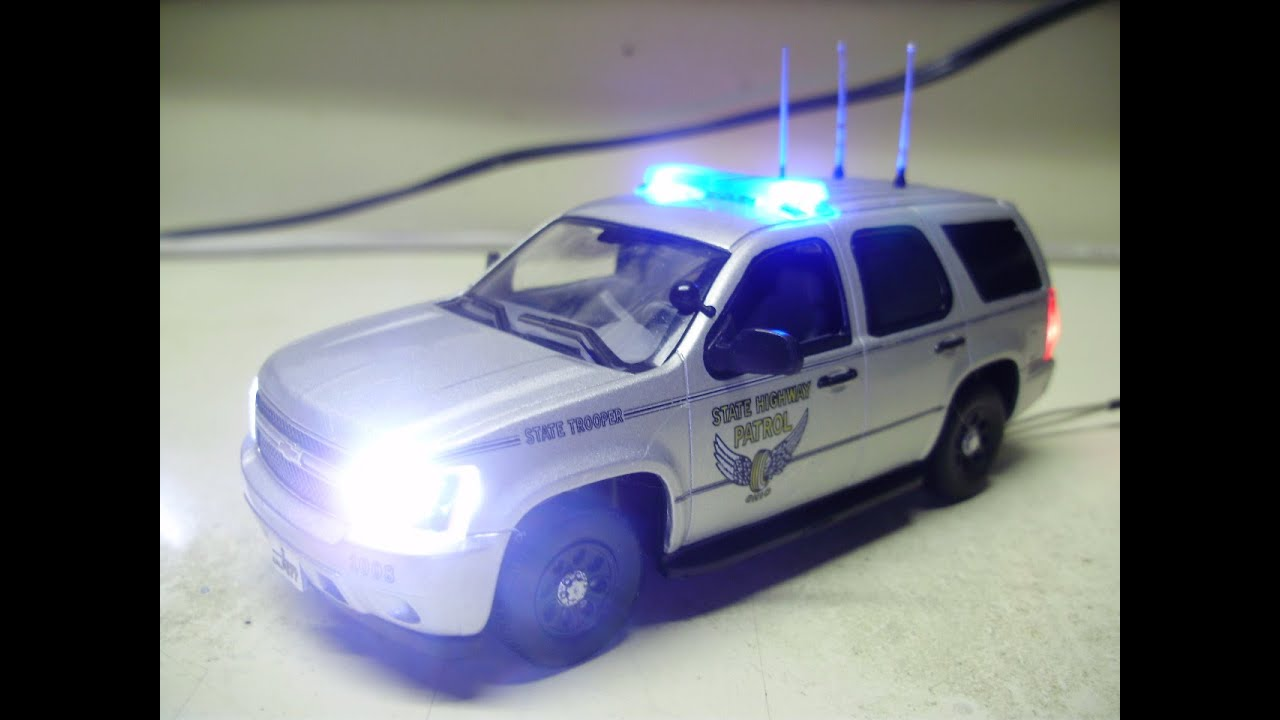 Custom 1 43 First Response Ohio State Patrol Chevy Tahoe W Working