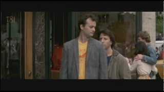 Bill Murray Yellow T-Shirt in TOOTSIE / LOST IN TRANSLATION