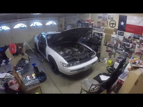 Repeat 240sx KA24DE Engine Removal by RoadWarrior72 - You2Repeat