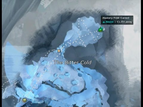 Guild Wars 2 - The Bitter Cold Mastery Point [Without Thermal Propulsion  Mastery]