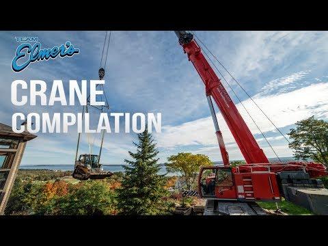 Team Elmer's Cranes & Rigging Highlight video