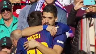 Real Madrid vs Barcelona 0-3 - All Goals & Highlights - 23/12/2017 HD