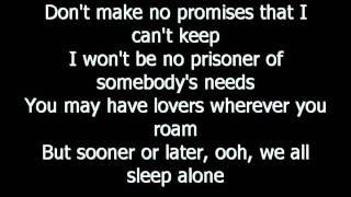 cher - we all sleep alone lyrics