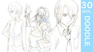 🔴[Nicca]Doodle (30min.)