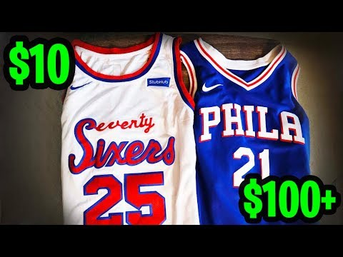 How To Get CHEAP Nike Jerseys! (REAL Vs FAKE 2019)