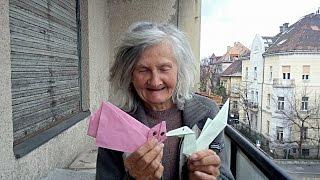 Ilonka kipróbálja #2 - Origami