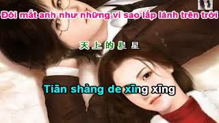 [Vietsub+Pinyin] Kiếp Này Gặp Lại Người - 今生遇见你 - Kỳ Long & Nhậm Diệu Âm