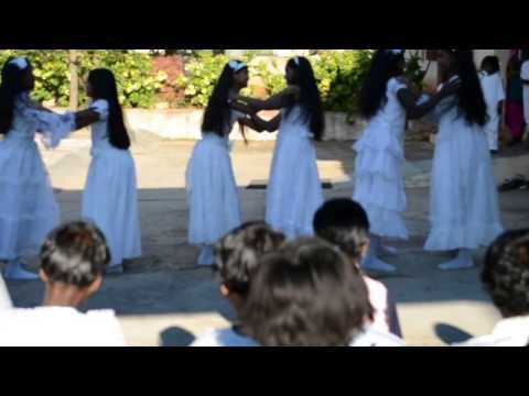 Tamil Carol song at Mother Teresa's missionaries  of charity 2012