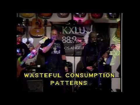 Wasteful Consumption Patterns - Tattoo Electric (Live)