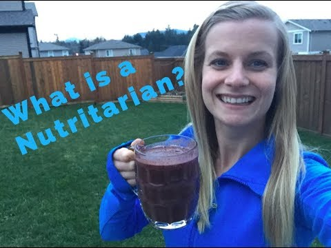 What is the Nutritarian diet?