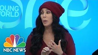 Cher Calls Donald Trump