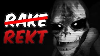 I KILLED THE RAKE - Rake Gameplay