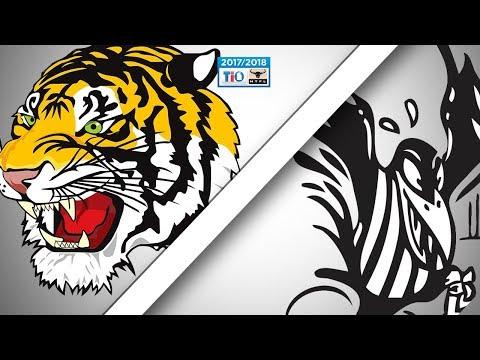 Nightcliff Tigers v Palmerston Magpies: Grand Final - Under 16 Hickman: 2017/18 TIO NTFL