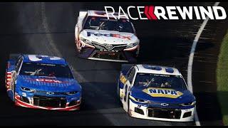 Race Rewind: Late-race drama hands Harvick his third Brickyard win   NASCAR Cup Series