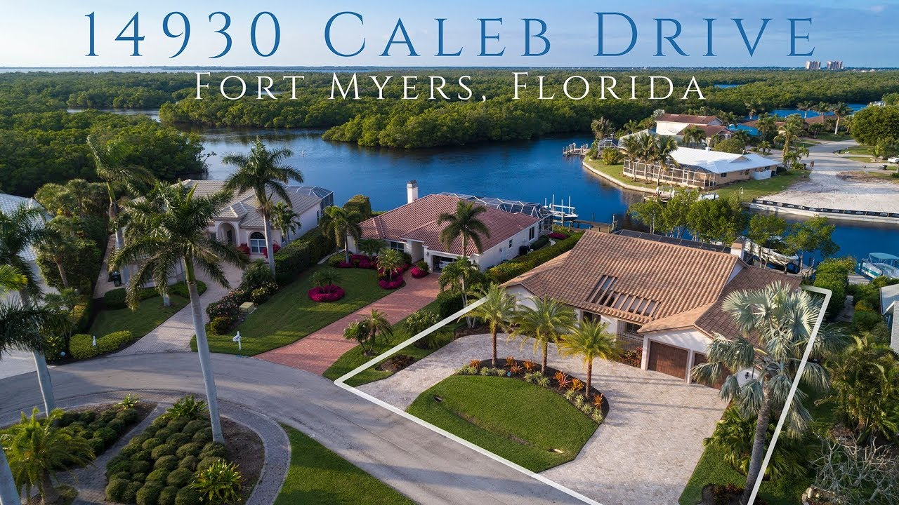 14930 Caleb Drive, Fort Myers - YouTube