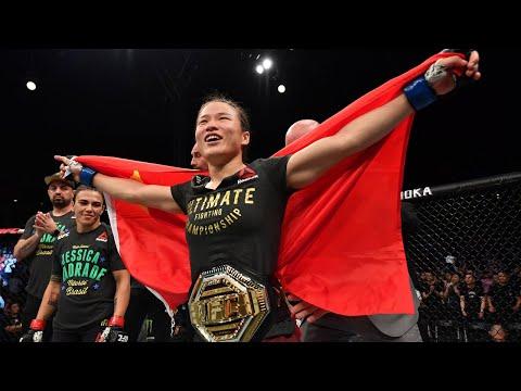 Zhang Weili – Journey to UFC Champion