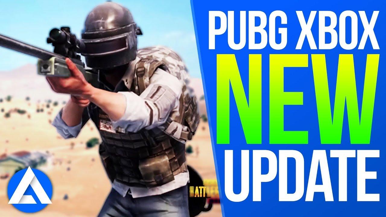 pubg xbox update 10 release date