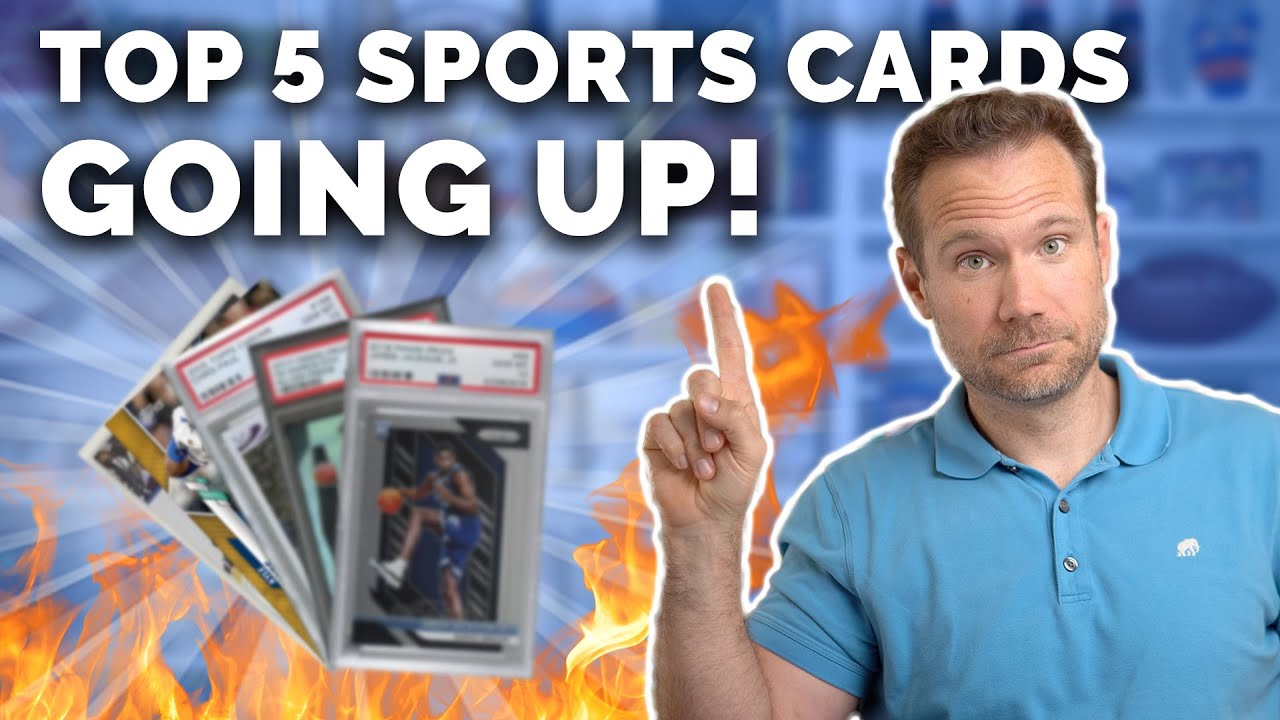 TOP 5 HOTTEST SPORTS CARDS RIGHT NOW!🔥📈