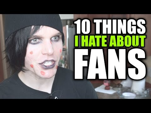 10 THINGS I HATE ABOUT ONISION FANS