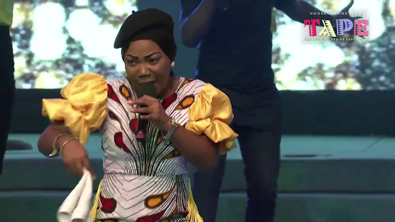 Download Mercy Chinwo TAPE 2019 (The African Praise Experience) Live Performance