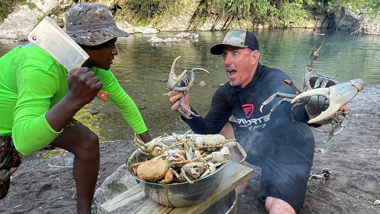 I CAN'T BELIEVE THIS HAPPENED!!!! *MUD CRAB* (Catch and Cook)