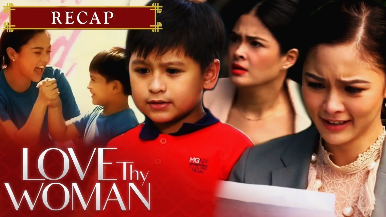 Download Michael's true identity is revealed | Love Thy Woman Recap (With Eng Subs)
