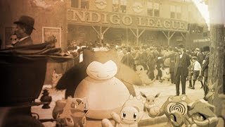 Pokemon Of The 1900s - Ep18a Nerds On Tap Podcast