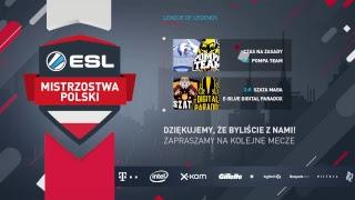 ESL Mistrzostwa Polski S17. League of Legends - W5D2 - Na żywo