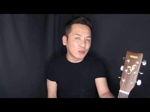 NEW 2017-Yamaha FG410A Guitar Review in Singapore