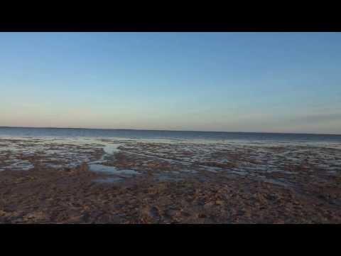 Каспийское море близ