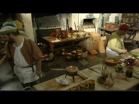 Henry VIII's kitchens at Hampton Court Palace