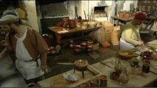 Henry VIII's kitchens at Hampton Court Palace