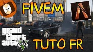 GTA V RP : INSTALLER FIVEM SUR GTA 5 ! (SERVEUR PRIVE)