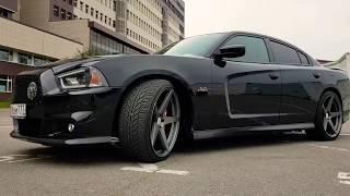 Обзор Dodge Charger SRT 8 HEMI 6.4 (600 л/с)