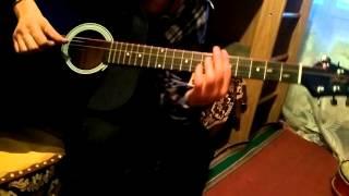 Уроки игры на гитаре Сергей Пушкаренко Песня группы Чиж и К ОК