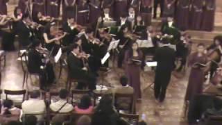 Video Vuela a ti - Coro y Orquesta UMSA 24/07/2009 (José Lavadenz) download MP3, 3GP, MP4, WEBM, AVI, FLV Oktober 2018