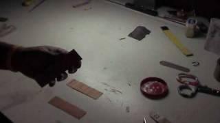 Como hacer una fingerboard de madera Parte 3
