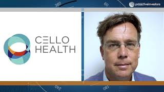Cello Health 'making good headway' with decent organic growth