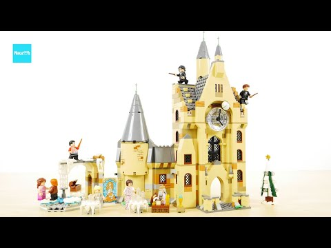 レゴ ハリーポッター 炎のゴブレット ホグワーツの時計塔 75948 / LEGO Harry Potter Hogwarts Clock Tower