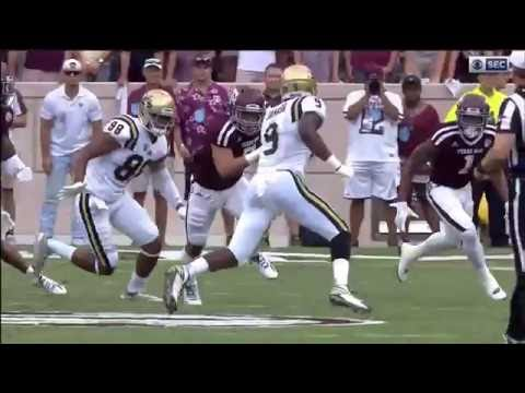 Texas A&M vs UCLA - (FULL HD) September 3, 2016 - College Station, TX
