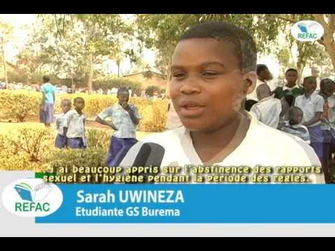 REFAC - Education des filles au Rwanda; Défis et mesures