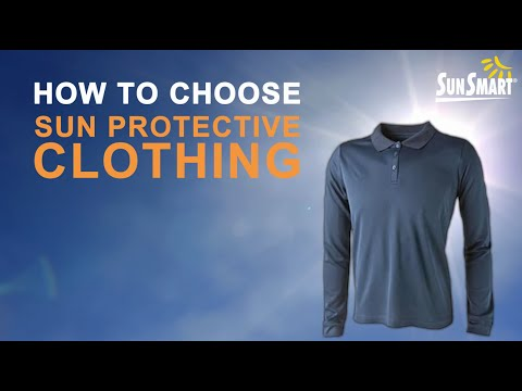 59493232 How to choose sun protective clothing - YouTube