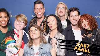 Cast Panel || CarmillaCon 2019
