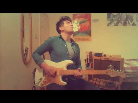 Blues Guitar Improvisation Fender Blues Junior  James Darcy